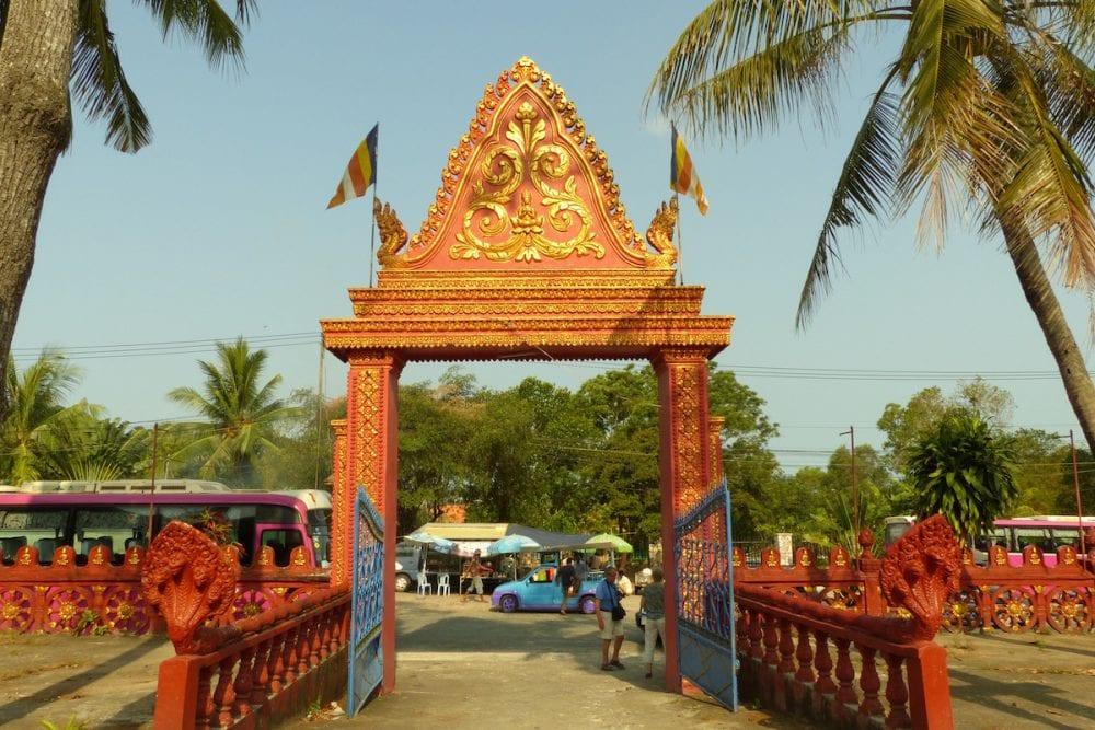 Wat Leu - Ausflugsziel bei der Familienreise mit Kindern nach Kambodscha