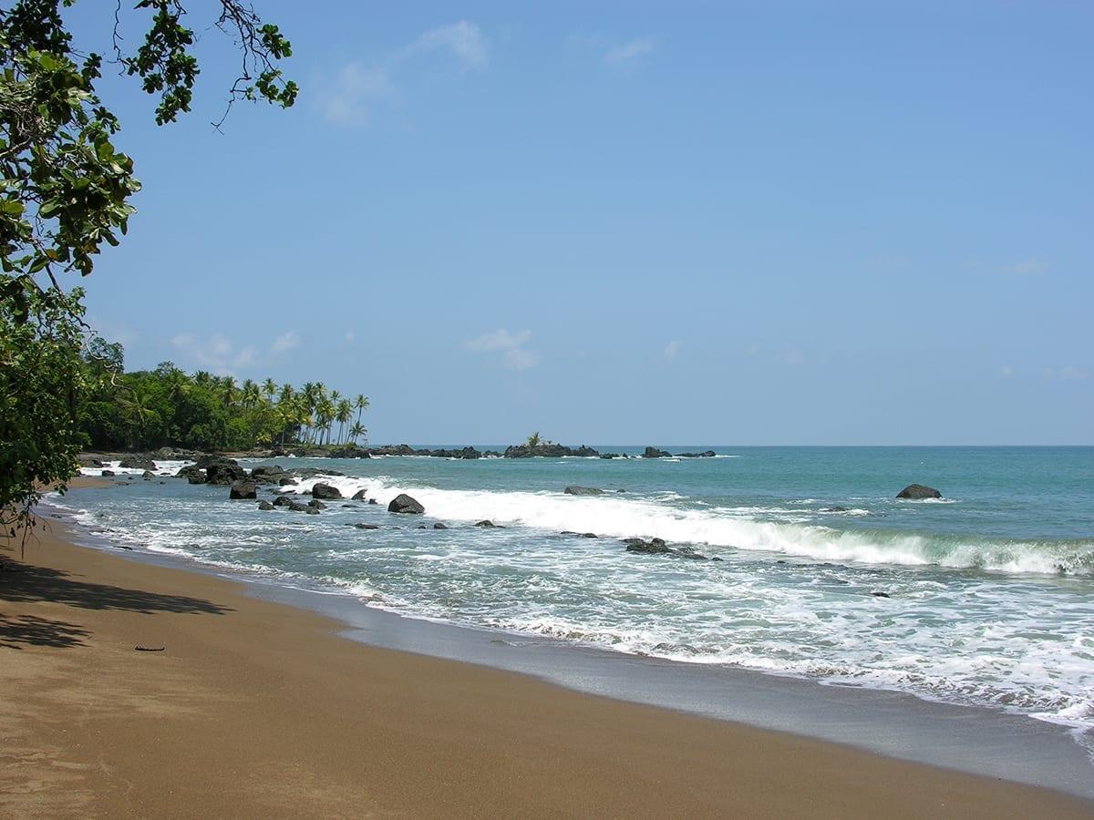 Strand in Costa Rica mit Kind: Bahia Drake