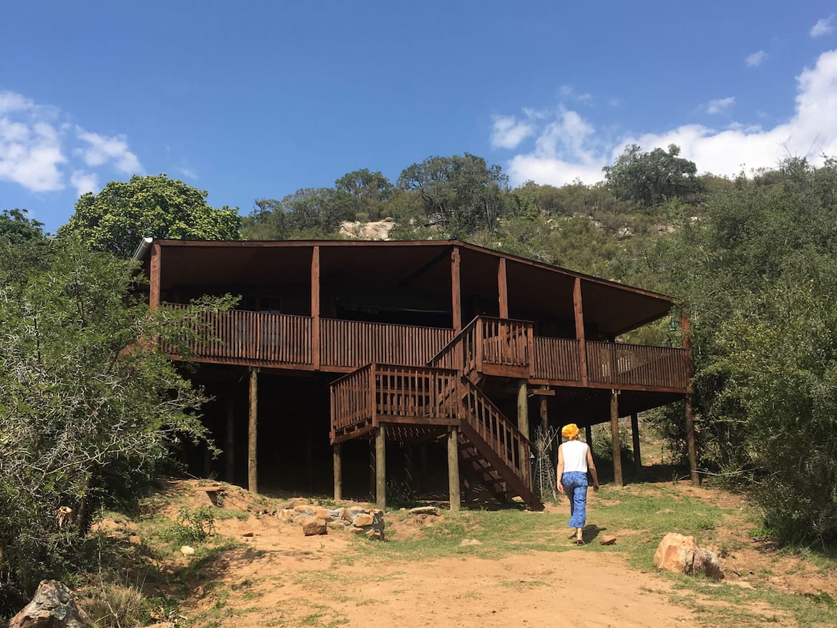 Dassie Rock House Pure Nature Lodge