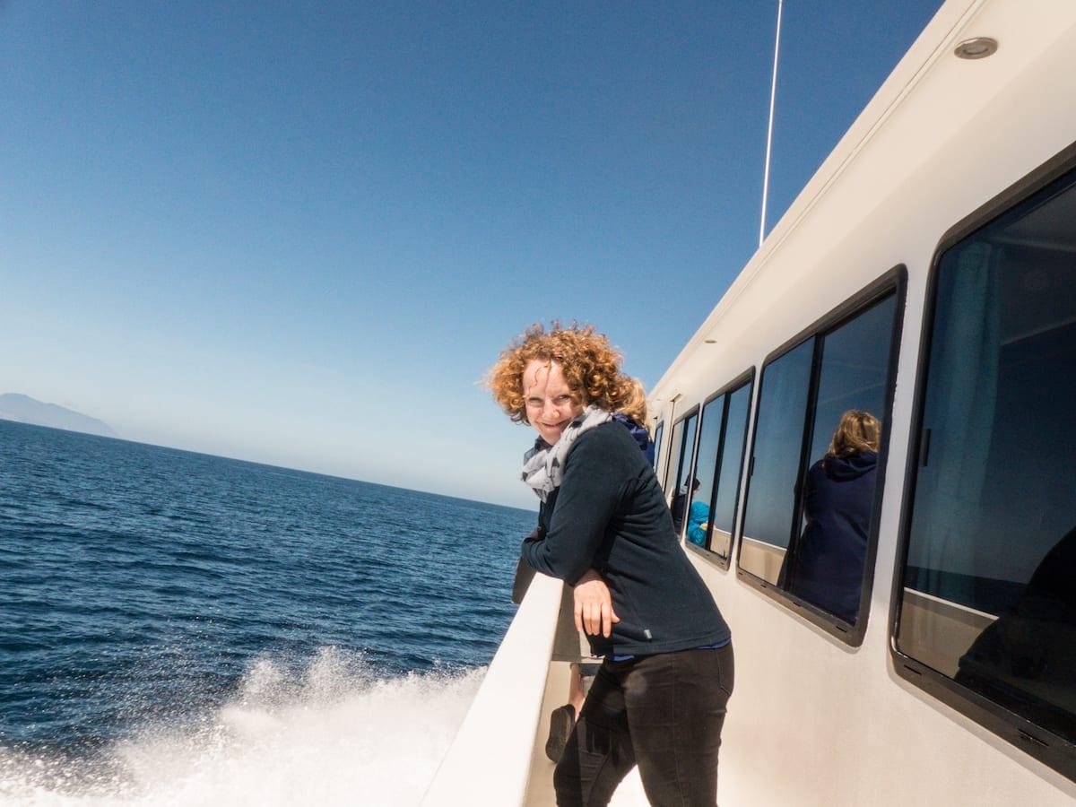 Schifffahrt - Unterwegs mit Kind im Sommer 2018