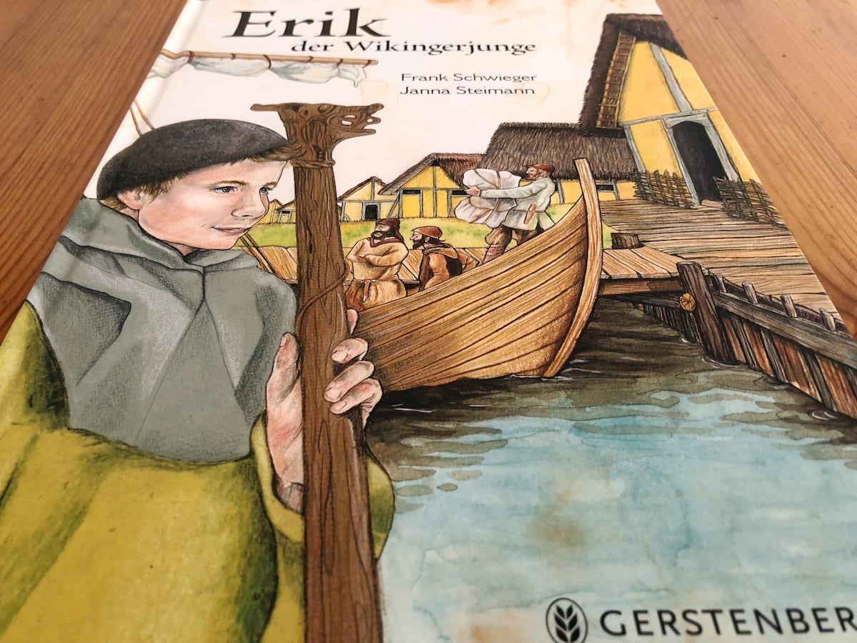 Kinderbücher für die Skandinavienreise - Buchtipp Wikinger