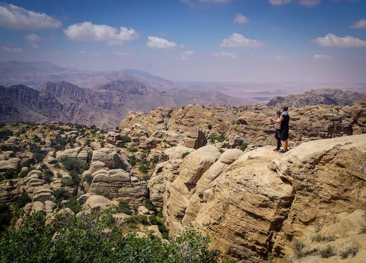 Dana in Jordanien-Reise-Hacks