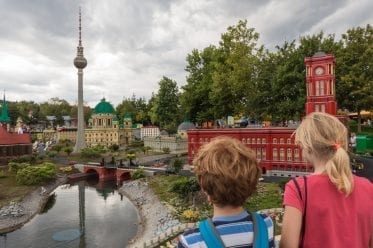 Freizeitpark Legoland Deutschland Günzburg - Miniatur-Berlin