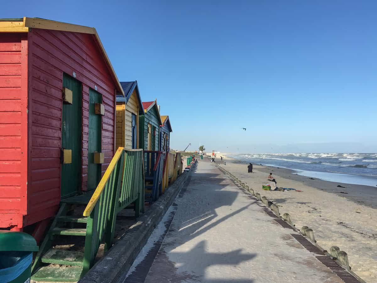 Kapstadt Ausflug nach Muizenberg