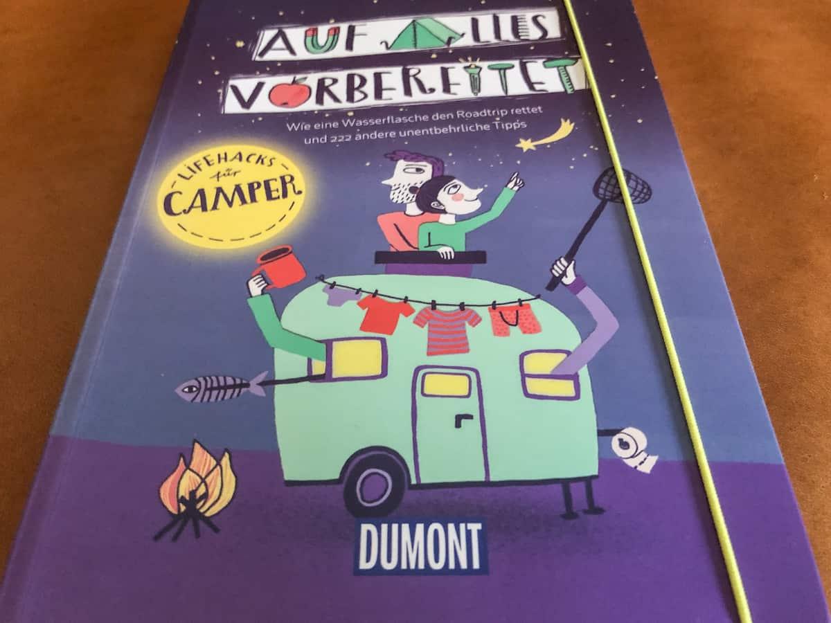 Camping Ratgeber Buch lifehacks
