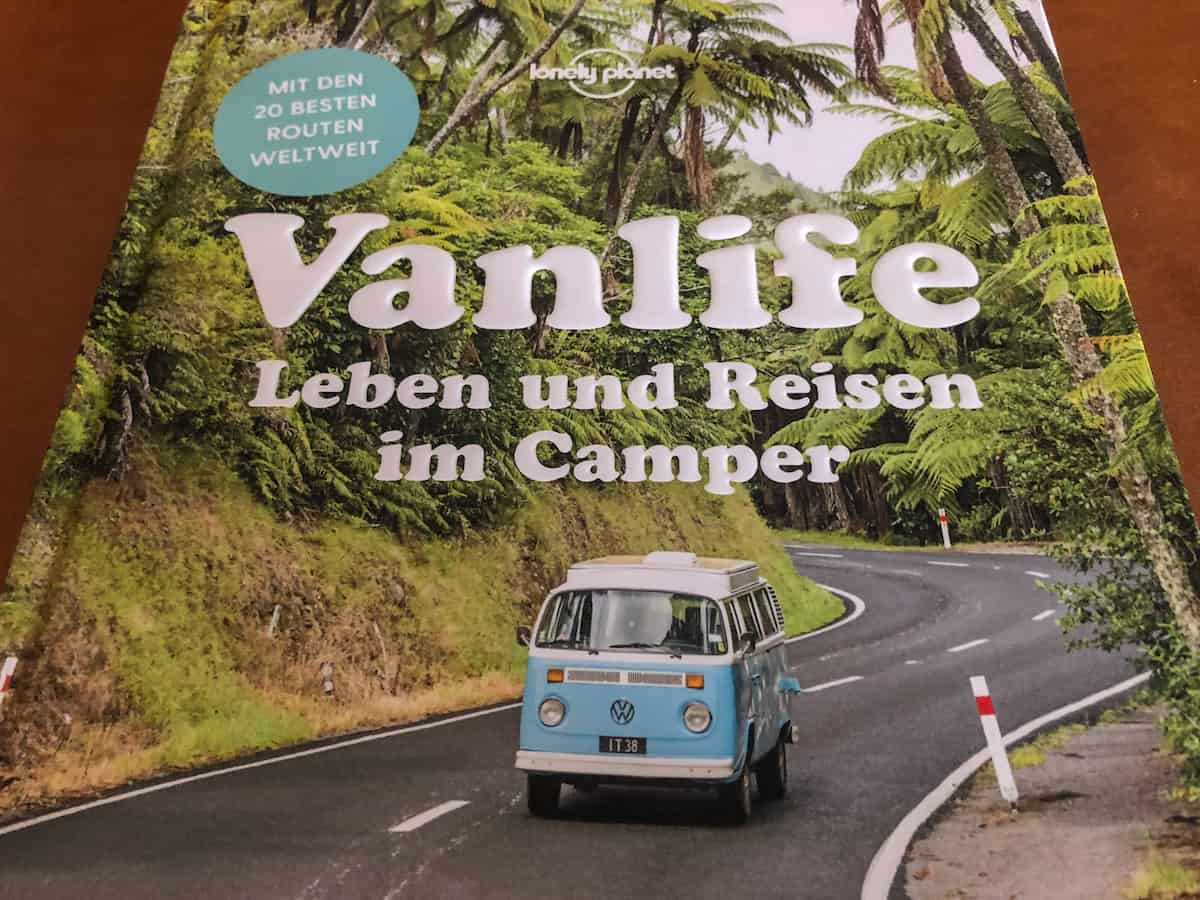 Camping und Vanlife Bücher Lonely Planet