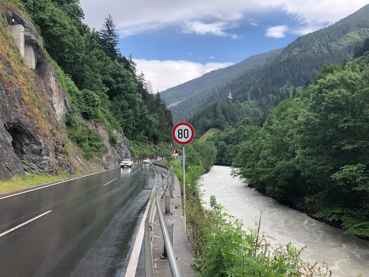 Roadtrip mit Kind in den Alpen