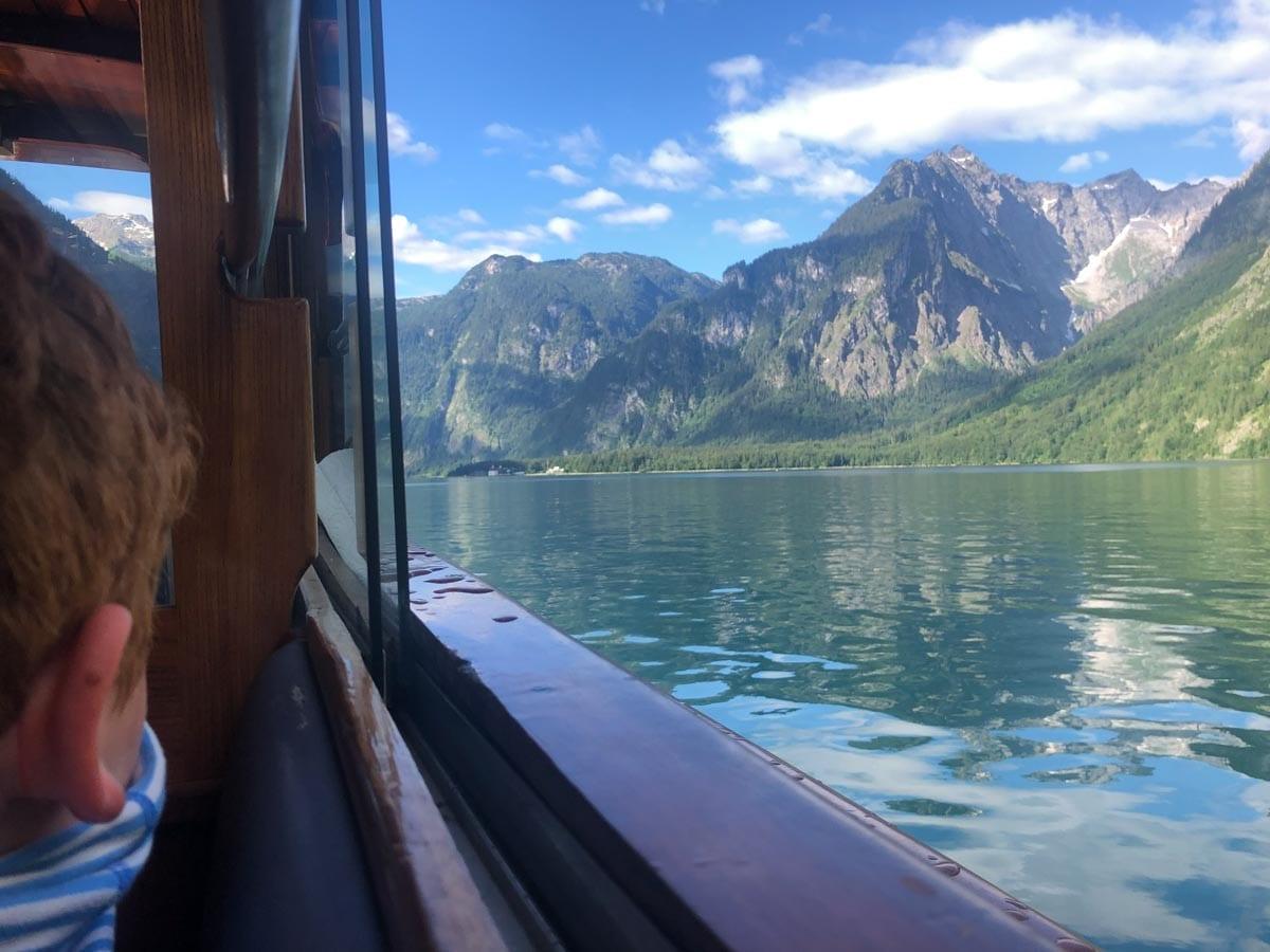 Königssee Schifffahrt bei Corona